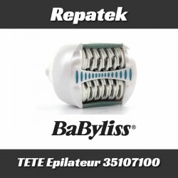 Babyliss - Tete Epilation Avec Son Support - 35107100