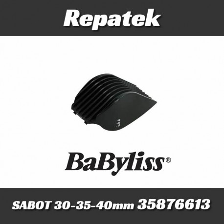 Babyliss-Guide de coupe 30-35-40 mm 35876613