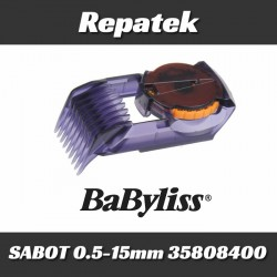 Babyliss-Guide de coupe 0.5-15 mm 35808400