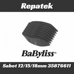 Babyliss-Guide de coupe 12/15/18 mm 35876611