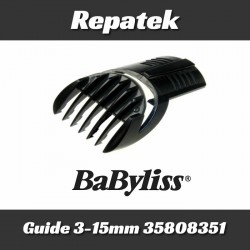 BABYLISS GUIDE DE COUPE 3-15 MM 35808351