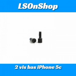 Kit 2 vis bas iPhone 5c