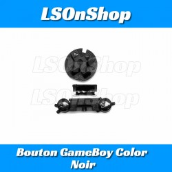 Kit Bouton GameBoy Color - Noir
